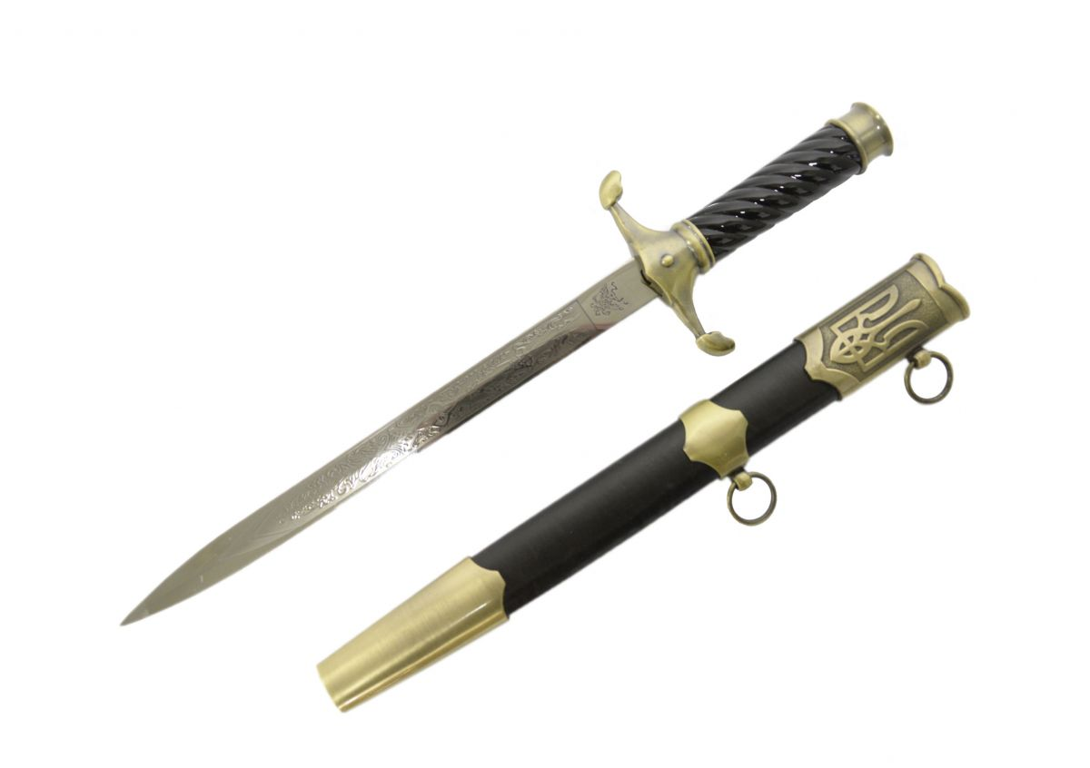 Luxury decorative dagger BrokInCZ