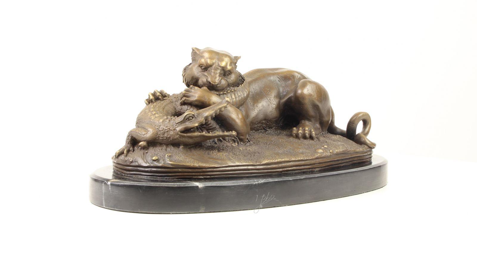 tiger bronze BrokInCZ