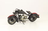 A TIN MODEL OF A MOTORCYCLE 1 BrokInCZ