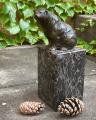a Bronze bear BrokInCZ