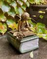 A casket made of porcelain, angel BrokInCZ