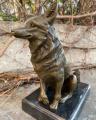 bronze fox