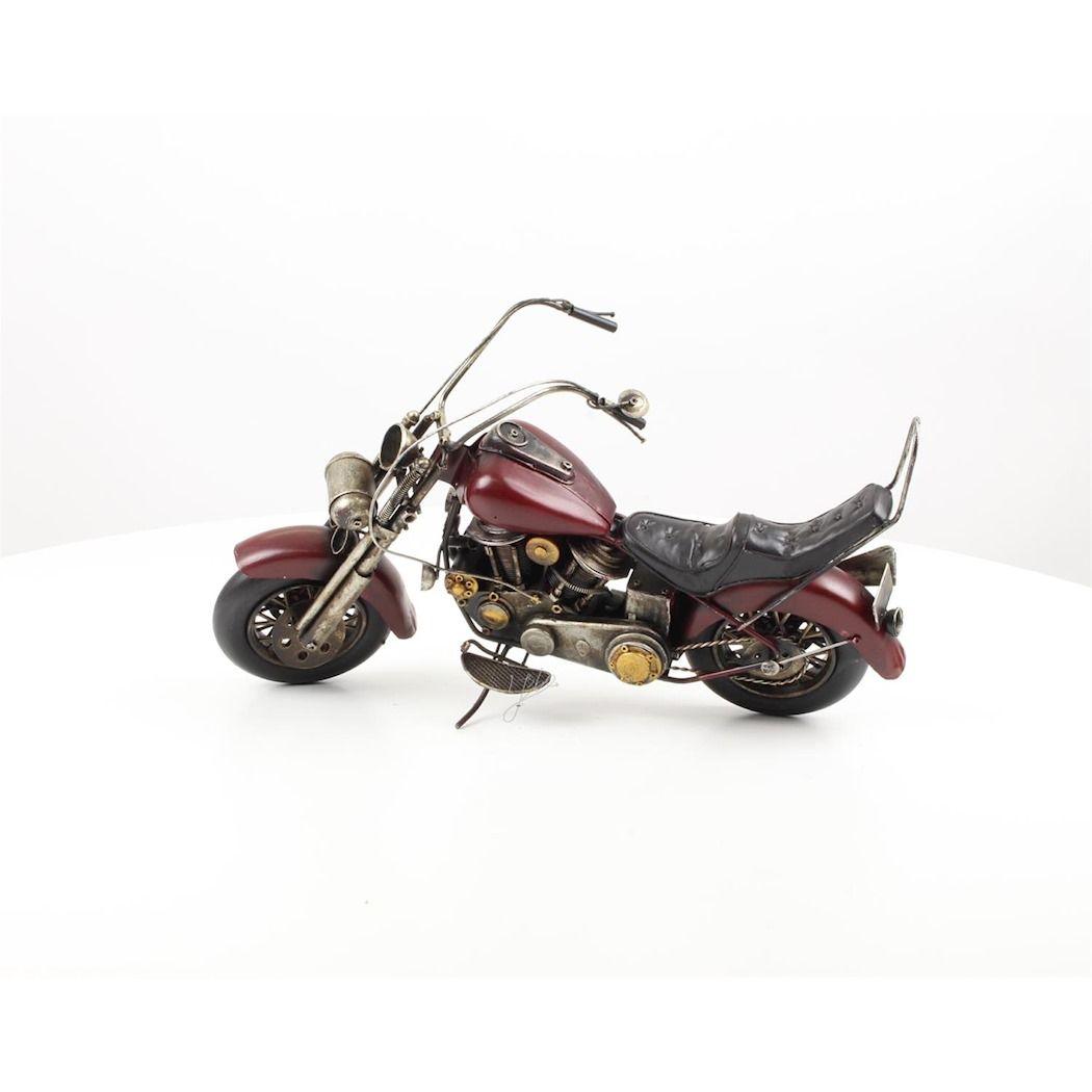Metal model of a motorcycle 3
