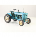 A TIN MODEL OF A TRACTOR