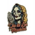 Metal hanging sign - Day of the dead - Dia de los muertos