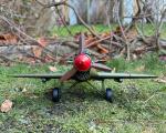 Sheet metal fighter plane 2